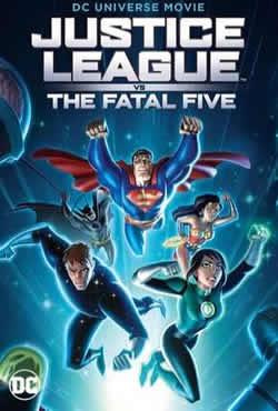 Baixar Filme Liga da Justiça: Os Cinco Fatais Torrent