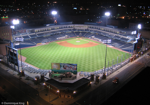 Toledo Mud Hens ballpark