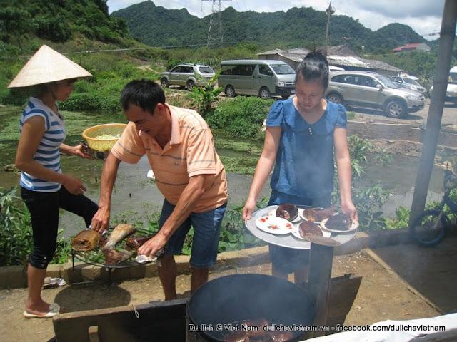 Những món ăn hấp dẫn khi tham gia chuyến du lich Mộc Châu P2