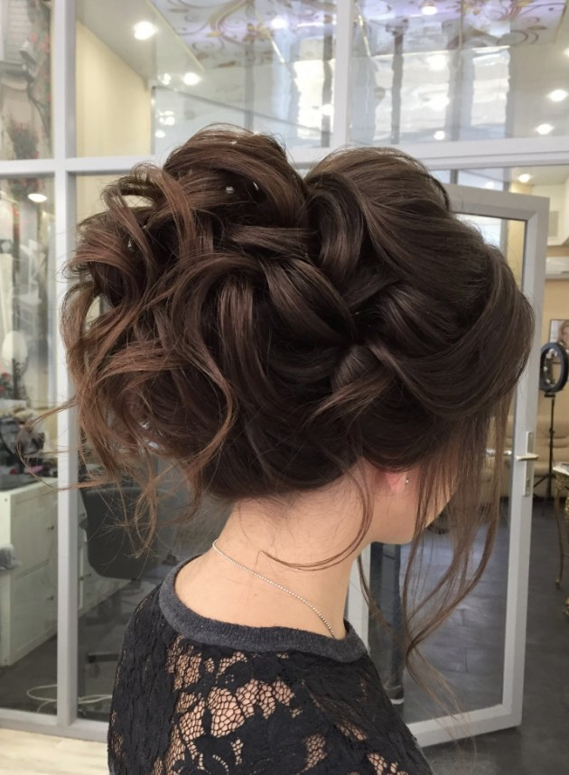Latest Wedding Hairstyles For Long Hair 2