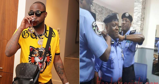 Police Service Commission Reverts Rank of New Lagos CP Who Spoke on Davido's Case (Photos)