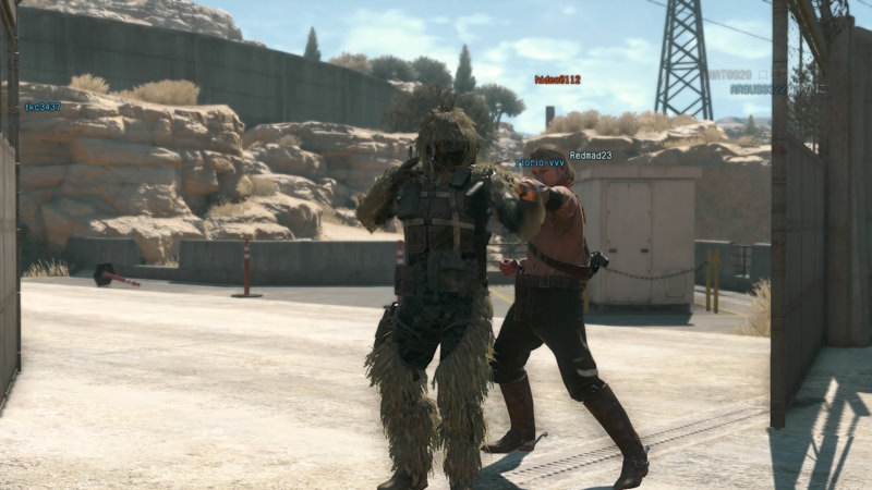 NannyakannyaiuteitibannasondanohaMGO METAL GEAR SOLID V THE PHANTOM PAIN 20160827211036
