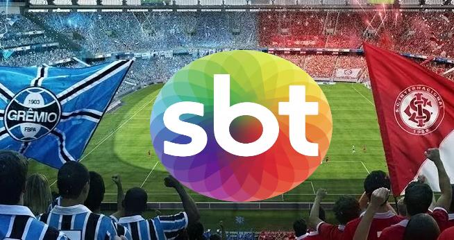 SBT demonstra interesse nos direitos de transmissão do Campeonato Gaúcho