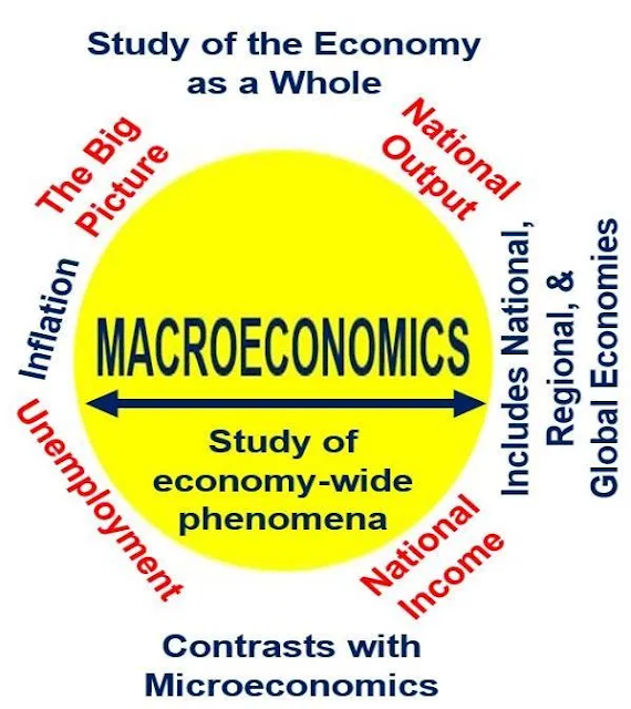What is Macro Economics?