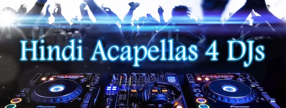 The Xpose - Dard Dilo Ke - Acapella - Hindi Acapellas 4 DJs