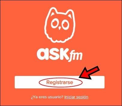 Abrir mi cuenta ASKfm - 135