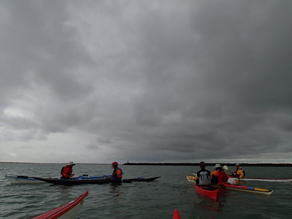 Kano Rijnland 2012 Zeekajakken Zeeland - 20121006%2BZeekajakken%2B%25285%2529.JPG