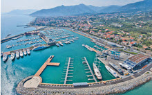 Marina di Loano, Italy- sailing and yachting harbour