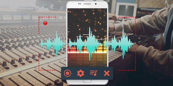 Gini loh cara merekam bunyi game Android 3 Cara Merekam Suara Game Android