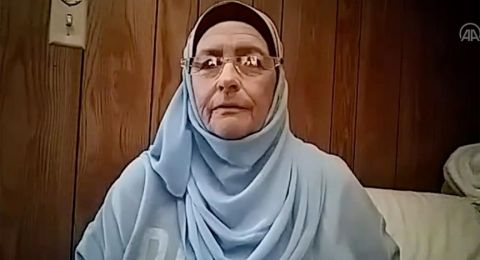 Nonton Sinetron Turki, Nenek Asal Amerika Serikat Ini Peluk Agama Islam