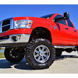 2007 Dodge Ram 2500 4WD Quad Cab Lifted Truck For Sale | Lifted Trucks For Sale