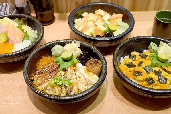 百魚鮮食屋 師承西湖小立吞平價日本料理!免費加湯加飯吃到飽