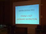 Santa Cecilia 2011 - Actividades