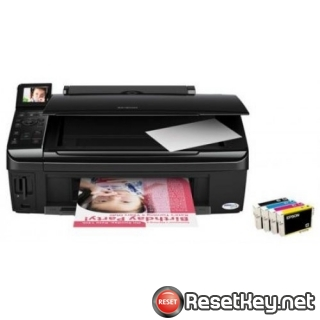 Reset Epson TX419 printer Waste Ink Pads Counter