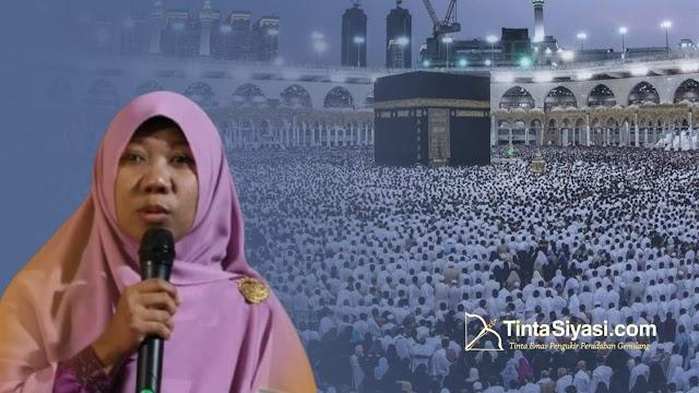 Prihatin Pembatalan Haji 2021, Ustazah Iffah: Kewajiban Pemimpin Memfasilitasi Ibadah Wajib bagi Kaum Muslim