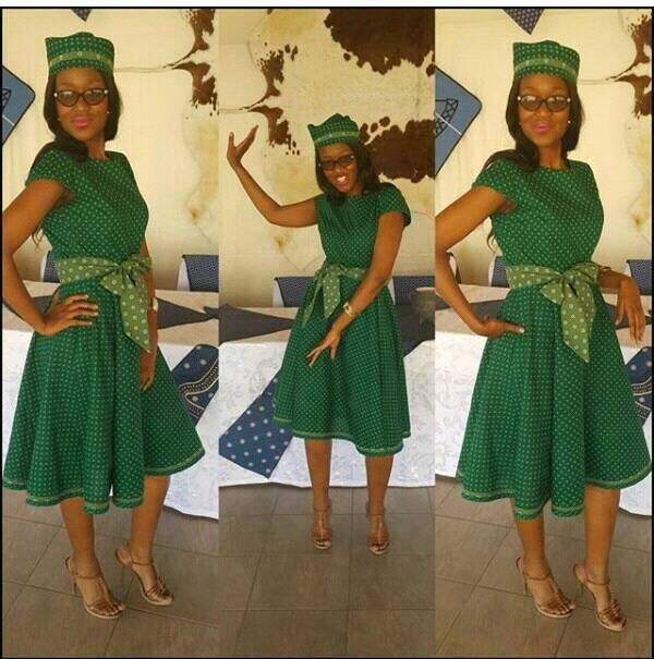 Trendy Shweshwe Designs 2018 You Can Try