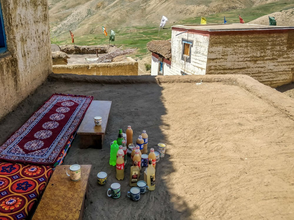 religious+offerings+chicham+spiti+buddhist+villages+india
