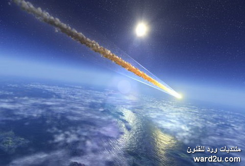 رحلة عبر الفضاء الخارجي