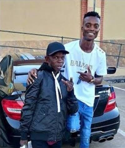 """""""Give that R500 to Peulwane""""- Angry baby mama tells Monada who refused to increase child support"""