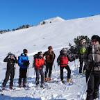Long brieffing d'initiation aux joies du ski de Rando.