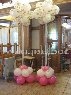 La boutique del globo marzo 2011 - Ideas originales para comuniones 2015 ...
