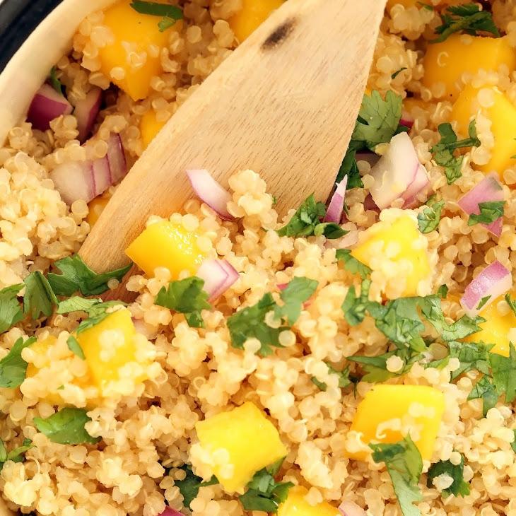Pineapple Coconut Quinoa Recipe