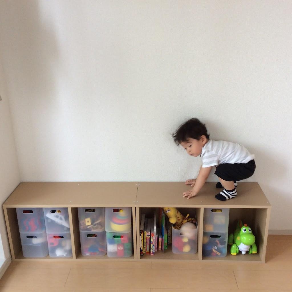 おもちゃ 収納 良品 無印