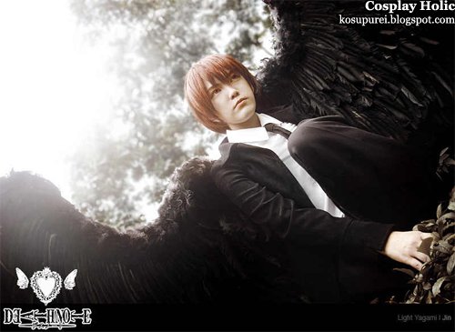 death note cosplay - yagami light 5 by jin