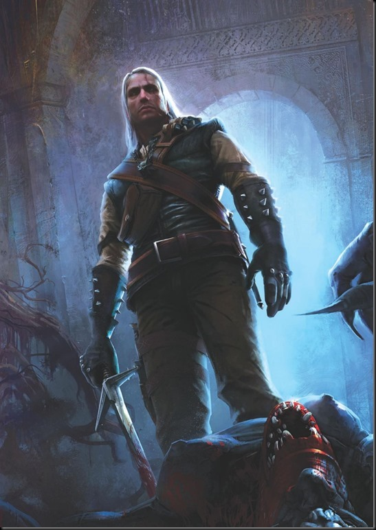 The Witcher (1) _ Artbook_816932-0200