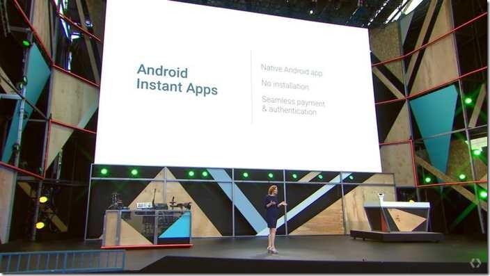 Google a commencé à tester les Android Instant Apps pour quelques applications. L'ère Minitel 2.0 continue de faire des ravages. Oui, cette technologie est une très mauvaise chose.