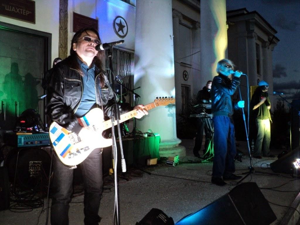 Аттракцион Воронова, Байкал, Улан-Удэ, Гусиноозёрск, Гастроли. Лето 2014 (10)