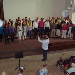 22 juni 2011 Optreden