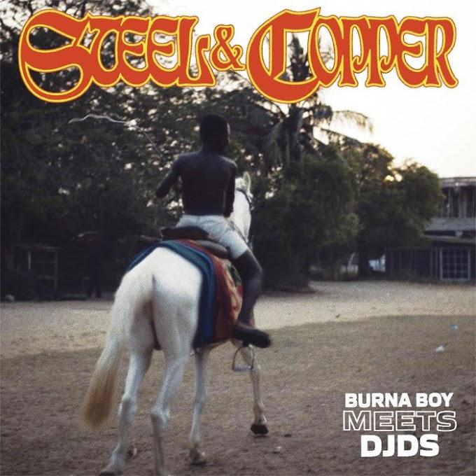 [Music] Burna B0y – 34