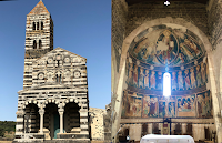 The Camaldolese Abbey Church of the Holy Trinity in Saccargia