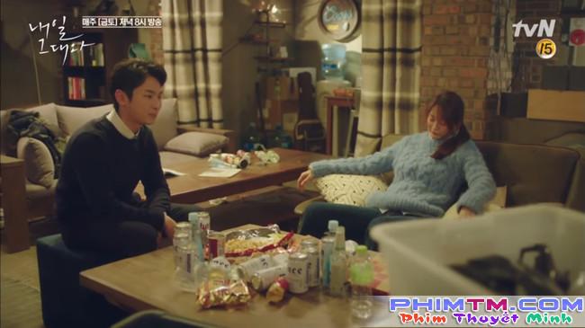 """Lee Je Hoon nổi cơn ghen khi vợ Shin Min Ah """"hú hí"""" với bạn thân - Ảnh 3."""