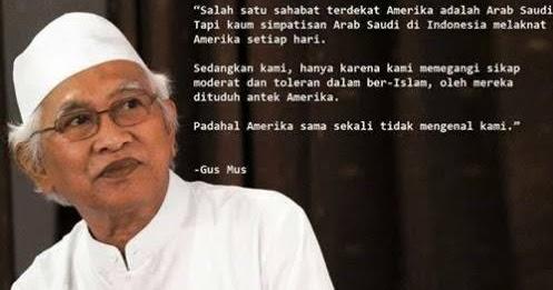 Pak We: Fenomena Arab Menjadi Barat, Indonesia Menjadi Arab