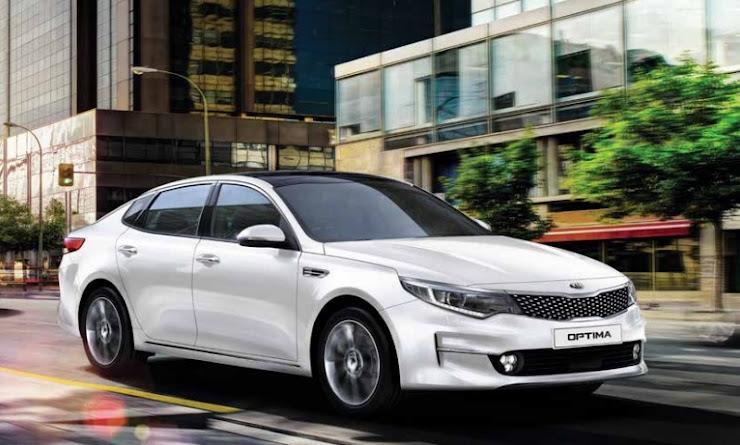 Nuevo KIA Optima, un vehículo inspirado por la innovación