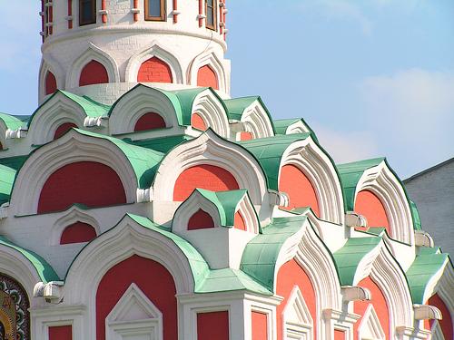 Evolución de los templos rusos Rusopedia: Todo sobre