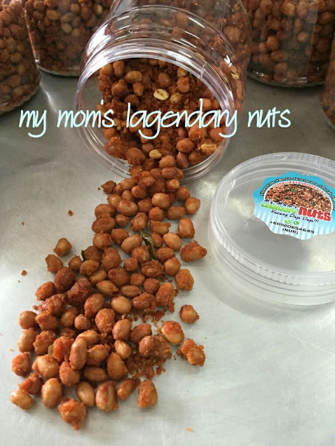 Kacang salut my mom's lagendary nuts