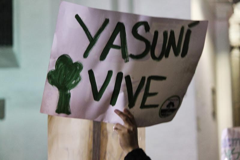 Live Yasuni!