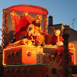 Cabalgata de Reyes de Montijo 2016 / Fotos Verónica Corzo