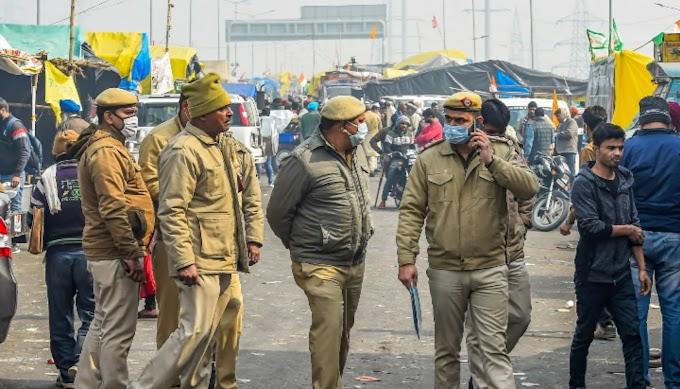 गाजीपुर में किसानों के धरना स्थल पर हलचल तेज, योगी सरकार ने सभी DM को जारी किया ये निर्देश: Formers Protest In Uttar Pradesh Live Update