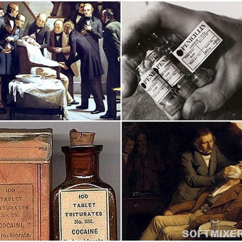 Лекарства, изменившие мир