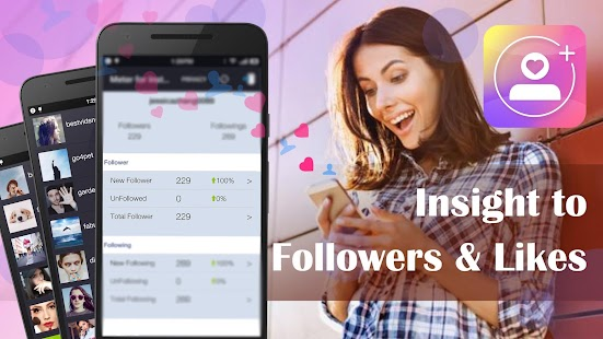 Meter for Instagram: More Likes & Followers Plus - náhled
