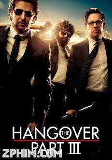 Ba Chàng Ngự Lâm 3 - The Hangover 3 (2013) Poster