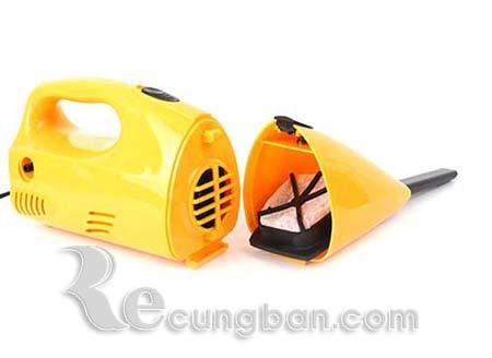 Máy hút bụi kiêm bơm lốp ô tô Vacuum Cleaner