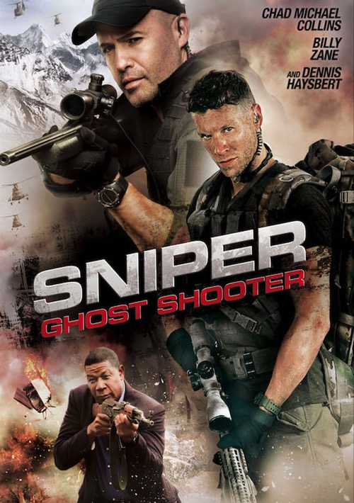 SNIPER GHOST SHOOTER