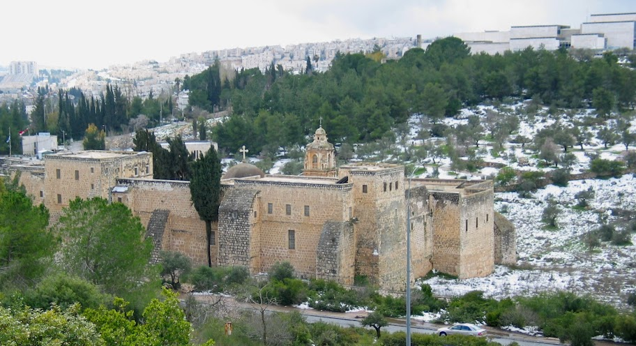 The Monastery of the Cross, Jerusalem.