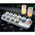 Rechargeable Tea Light Candle :: Date: May 6, 2012, 4:49 PMNumber of Comments on Photo:0View Photo