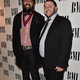 OIC - ENTSIMAGES.COM - Ammar Malik at the  BMI London  Awards 2015 in London  19th October 2015 Photo Mobis Photos/OIC 0203 174 1069